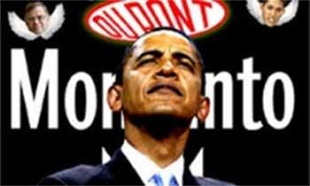 Obama undertecknar lagförslag som skyddar Monsanto