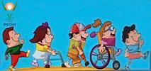 Rätten för barn och ungdomar med funktionshinder till undervisning